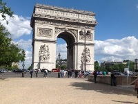 Italy & France Escorted Tours - Arch de Triomphe
