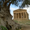 Temple of Concordia, Valley of Temples, Agrigento, Italy